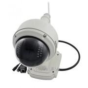 Купольная беспроводная IP камера с 4-х кратным оптическим приближением VStarcam С7833WIP-X4 фото