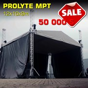 Сцена Prolyte MPT 12х10х8м фото