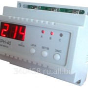 Автоматический переключатель фаз 32 А SPH-40 фото