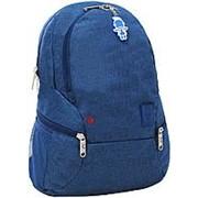 Городской рюкзак Bagland Urban 0053069 синий фото