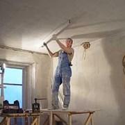 Отделочные работы по потолку фото