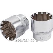 Головка торцевая spline 1/2 17 мм P4017 фото