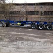 Полуприцеп контейнеровоз 34 тн 20,40 футов фото