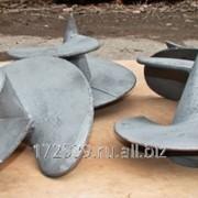 Литые наконечники для талых с сезонным промерзанием и болотистых грунтов фото
