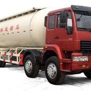 Услуги цементовозов в Алматы фото