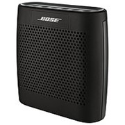 Портативная Bluetooth колонка Bose SoundLink Color Black фото