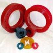 Изделия из полиуретанов для нефтегазодобывающей промышленности фото