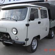 Грузовой автомобиль UAZ 39094 фото