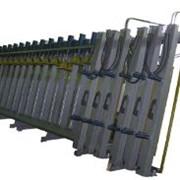 Пресс вертикальный для склеивания бруса и щита мод. ПВС-1215 фото