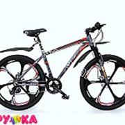 """Велосипед горный stex hermes 262801sl/01 (17"""") фото"""