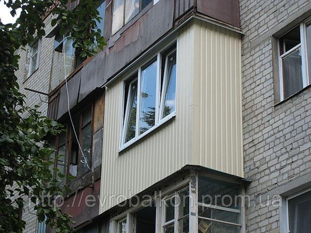 Устройство балконов, лоджий в великой снетинке, 0 проверенны.