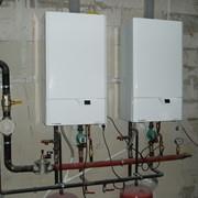 Установка газового водонагревателя фото