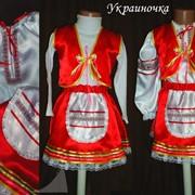 Украинский костюм Украиночка - ручная работа фото