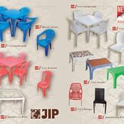 Мебель пластмассовая фото