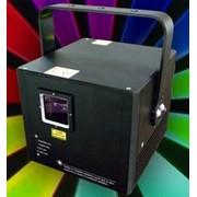 Лазерный проектор для рекламы фото