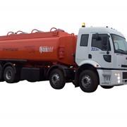 Транспортные услуги нефтепродуктов автоцистернами фото