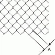 Сетка плетеная одинарная фото