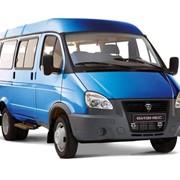 Микроавтобус ГАЗ-3221 288С фото