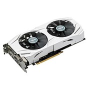 Видеокарта Asus PCI-E DUAL-GTX1070-O8G nVidia GeForce GTX 1070 8192Mb 256bit GDDR5 1607/8008 DVIx1/HDMIx2/DPx2/HDCP Ret фото