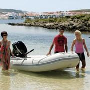 Надувные лодки Quicksilver фото