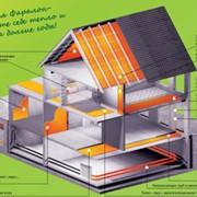 Утеплитель FARALON (Отражающая изоляция, Утепление строений и ангаров Аксессуары) фото