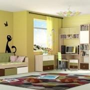 Детская комната Тетрис фото