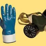 Каска защитная в комплекте подбор. рем, Подшлемник утепленный фото