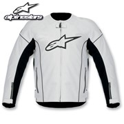 Куртка Alpinestars TZ-1 Reload Perforated White фото