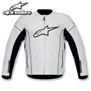 Куртка Alpinestars TZ-1 Reload Perforated White фото