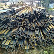 Рельсы железнодорожные Р43 фото