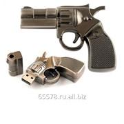 USB-флешка Револьвер фото
