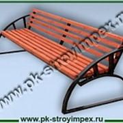 Скамейка СМ-25 фото