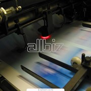 Офсетная печать фото