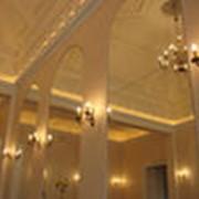 Стены зеркальные фото