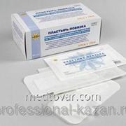 Пластырь-повязка с абсорбирующей подушечкой стерильный на нетканой основе 35 см х 10 см фото