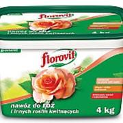 """Удобрение """"Для роз"""" (FLOROVIT), 4 кг фото"""
