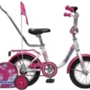 Велосипеды детские ORION Flash 14 с ручкой фото