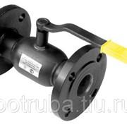 Кран стальной шаровой Ду 100 Ру 16 LD Стриж 100.016.02.Zn фото