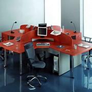 Офисная мебель для персонала - бизнес класса Аргумент фото