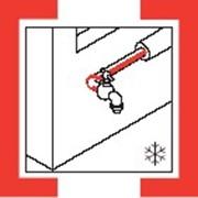 Обогрев трубопроводов В зимних условиях различные трубопроводы подвергаются опасности замерзания. И часто обычная теплоизоляция не спасает ситуацию - необходим дополнительный обогрев фото