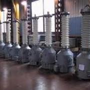 Элегазовые трансформаторы напряжения