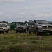 Аренда подготовленных внедорожников для охоты, рыбалки фото
