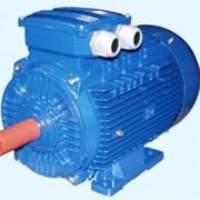 Общепромышленные электродвигатели в алюминиевом корпусе серии 5АМХ фото