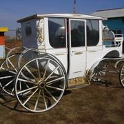 Свадебная карета модель 3 3 фото