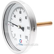 Термометр общетехнический осевое присоединение фото