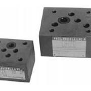 Обратный гидроклапан: Обратный клапан VP-NV (модульный клапан) фото