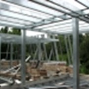 Огнезащитная обработка строительных конструкций и материалов. фото