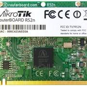 Сетевая карта MikroTik R52N Card MiniPCI фото