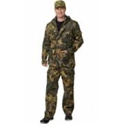 Костюм Следопыт (куртка, брюки) (ткань смесовая) КМФ Мох фото