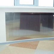 Экраны на радиаторы отопления из нержавеющей стали фото